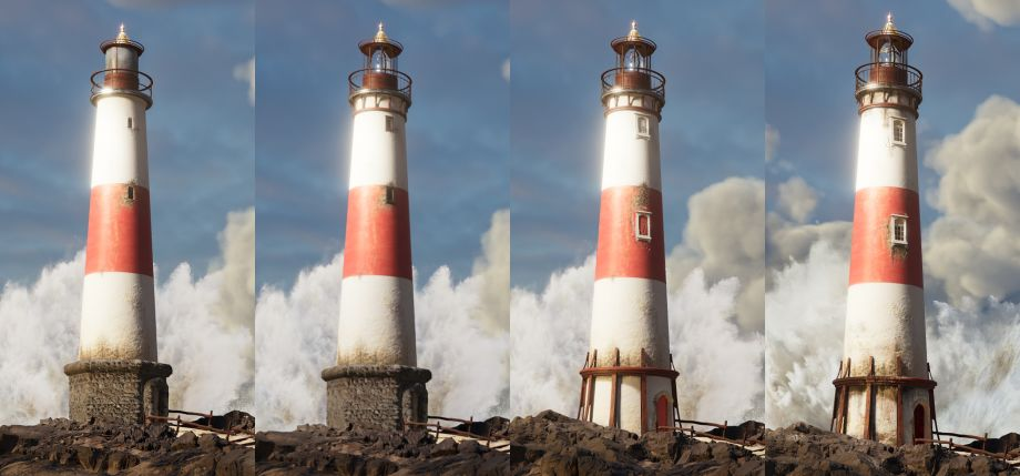 Agancg_UE4_Lighthouse_photo06