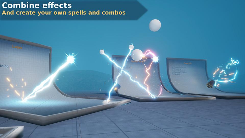 Agancg_UE4_Lightning-Electricity-VFX-Pack02