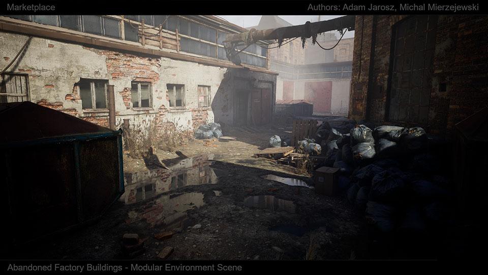 Agancg_UE4_Abandoned-Factory-Buildings01