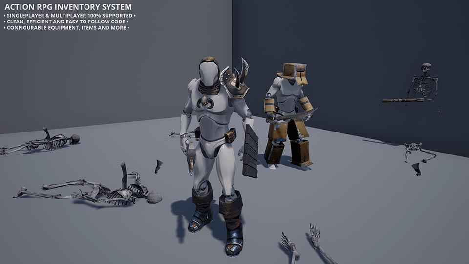 Agancg_UE4_Action-RPG-Inventory-System01