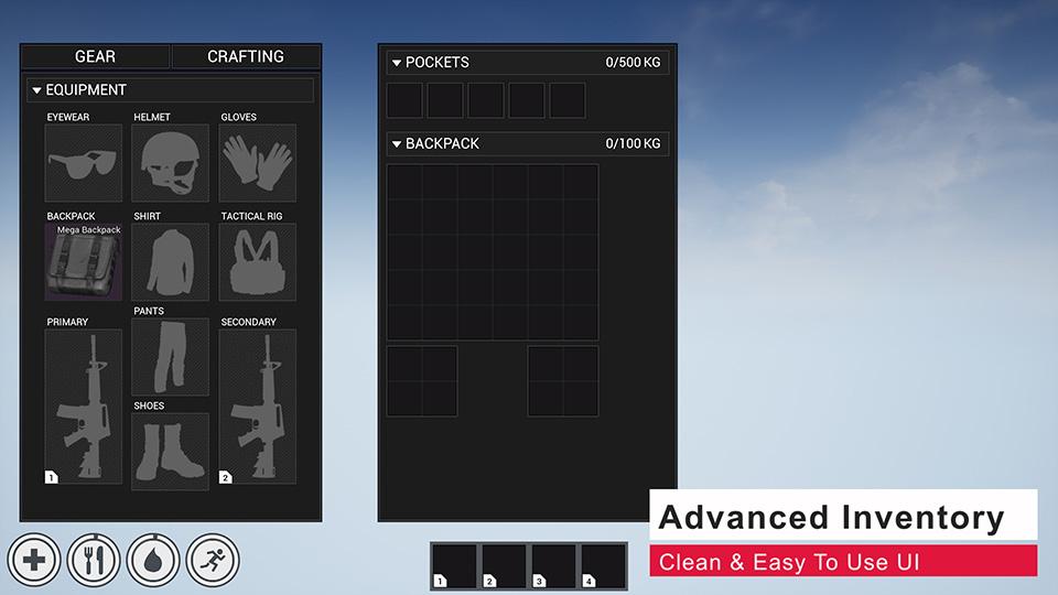 Agancg_UE4_Survival-Game-Kit-V201