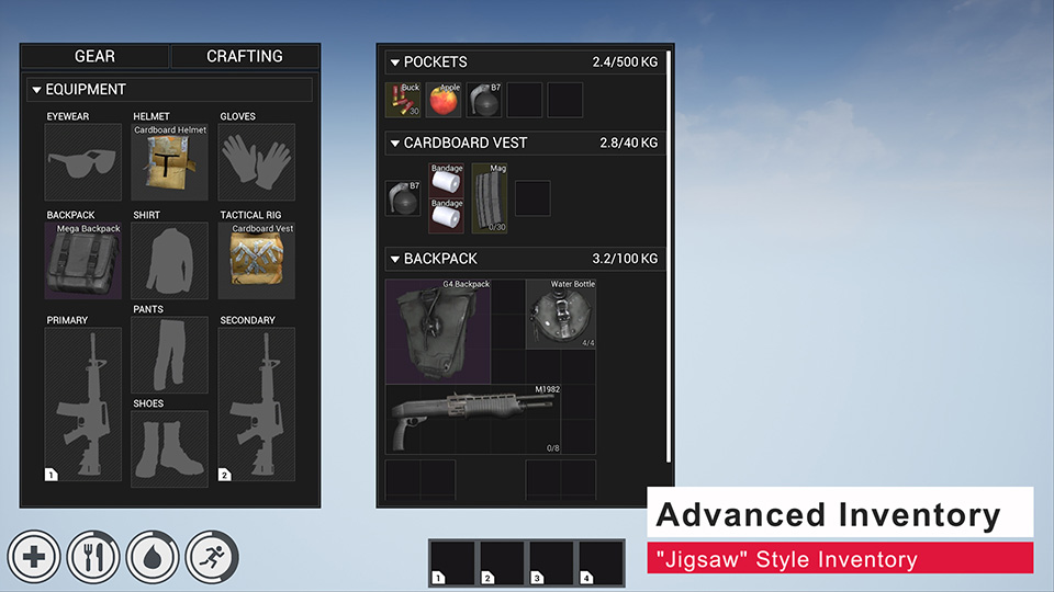 Agancg_UE4_Survival-Game-Kit-V202