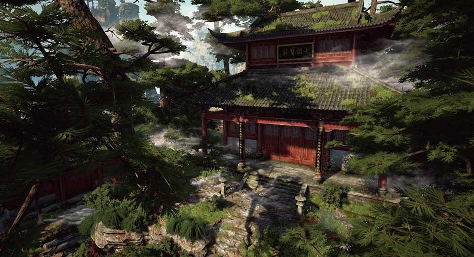 Agancg_UE4_Zhang-Jia-Jie-Mountain02