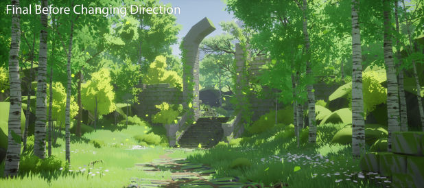 Agancg_UE4案例教程_Creating-Stylized-Nature_06