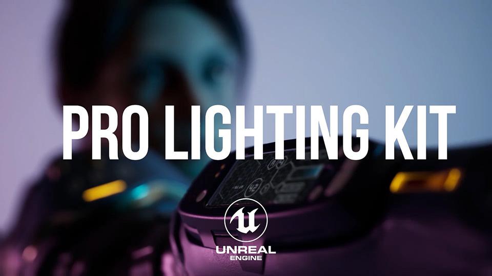 Agancg_UE4_Pro-Lighting-Kit_photo01