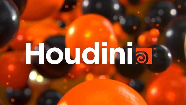 houdini教程_logo