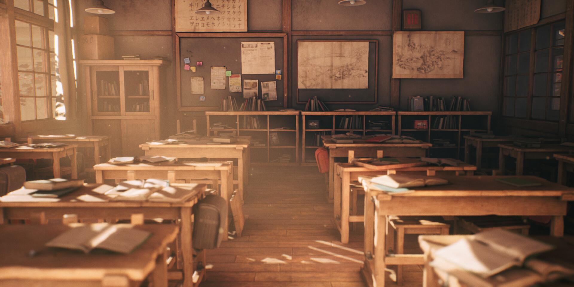 Agancg_UE4_tutorial_Old-Japanese-Classroom03