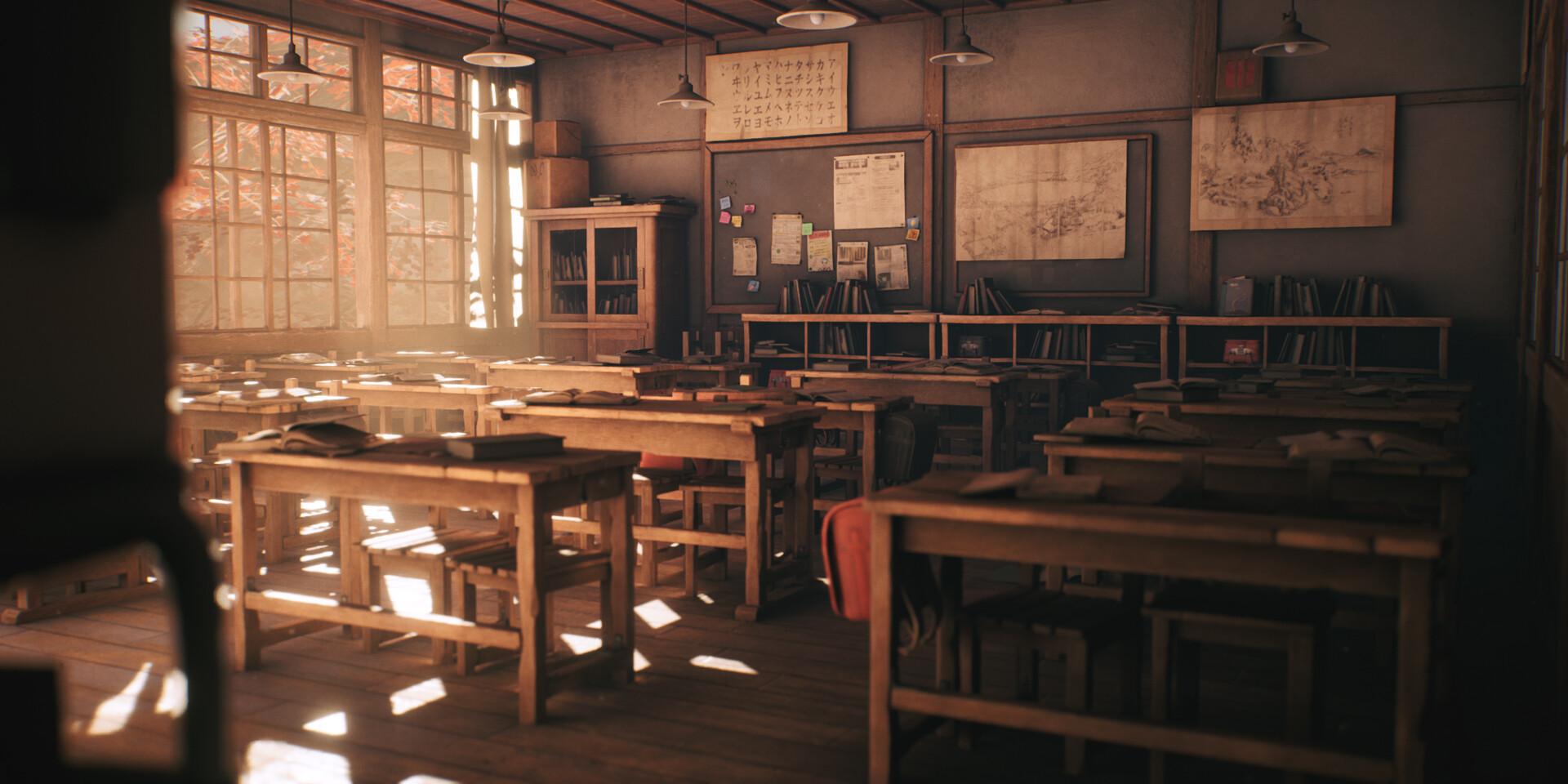 Agancg_UE4_tutorial_Old-Japanese-Classroom05