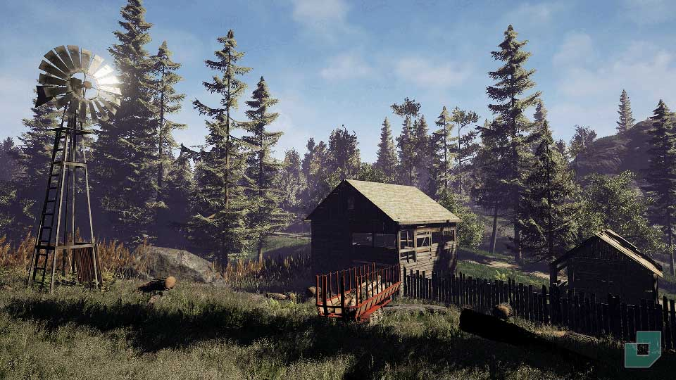 Agancg_UE4_European-Forest